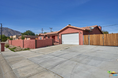 Palm Springs Single Family Home Contingent: 1760 East Rochelle Road