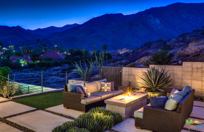 Palm Springs CA Single Family Home For Sale: $1,350,000