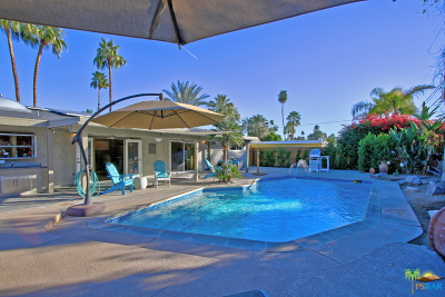 Palm Desert Single Family Home For Sale: 74521 Peppertree Drive
