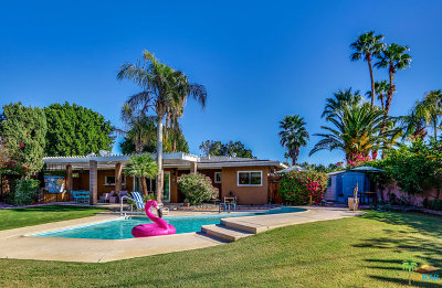 Palm Springs Single Family Home For Sale: 15 Gary Circle