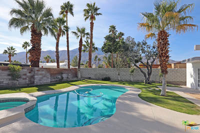 Palm Springs Single Family Home For Sale: 1381 East Padua Way