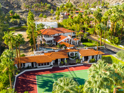 Palm Springs CA Single Family Home For Sale: $2,295,000