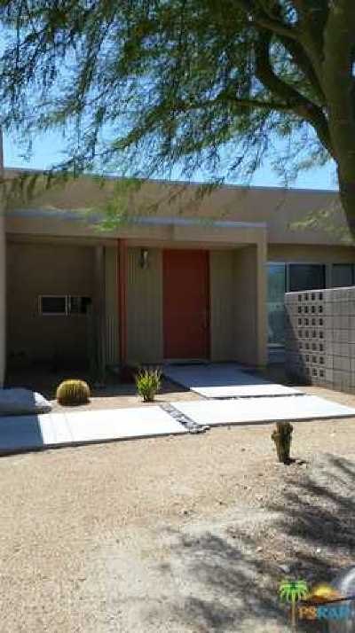 Palm Springs Rental For Rent: 1069 Azure Court