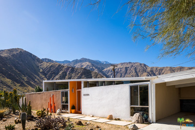 Palm Springs Single Family Home For Sale: 22359 Fawnridge Drive