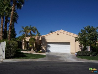 Palm Springs Single Family Home For Sale: 590 Poppy Street