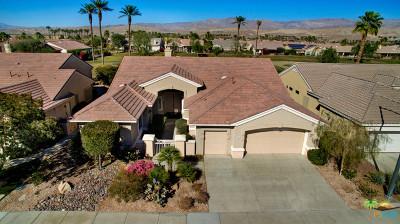 Palm Desert Single Family Home Contingent: 78112 Kensington Avenue