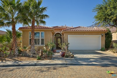 Palm Springs Single Family Home For Sale: 1735 Sand Canyon Way