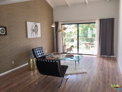 Palm Springs Condo/Townhouse For Sale: 2160 South Palm Canyon Drive #10