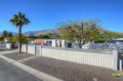 Palm Springs Single Family Home For Sale: 2295 East Nicola Road