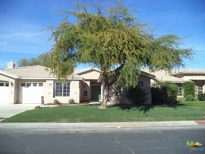 Indio Single Family Home For Sale: 80558 Virginia Avenue