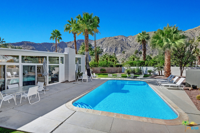 Palm Springs Single Family Home For Sale: 995 North Fairview Circle