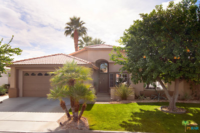 Palm Desert Single Family Home For Sale: 275 Corte San Marco