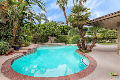 Rancho Mirage Single Family Home For Sale: 135 Columbia Drive