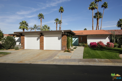 Rancho Mirage Condo/Townhouse For Sale: 40220 Via Buena Vista