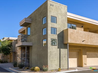 Palm Springs Condo/Townhouse For Sale: 870 East Palm Canyon Drive #205