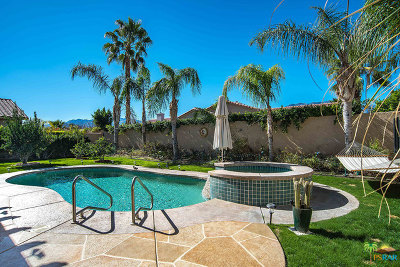 Cathedral City Single Family Home Contingent: 30707 Peggy Way
