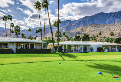 Palm Springs Condo/Townhouse For Sale: 2220 South Calle Palo Fierro #28
