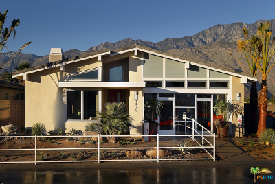 Palm Springs Single Family Home For Sale: 4481 Laurana Court