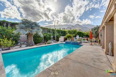 Palm Springs Single Family Home Contingent: 495 West Santa Elena Road