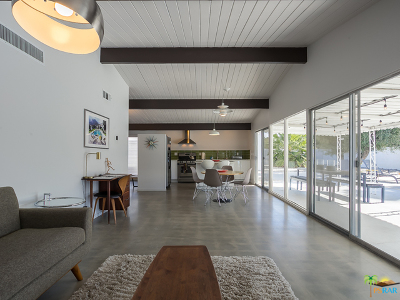 Palm Springs Single Family Home For Sale: 757 East Racquet Club Road