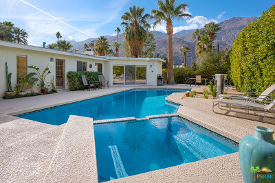 Palm Springs Single Family Home For Sale: 470 East Sonora Road