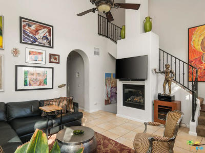 Palm Springs Condo/Townhouse For Sale: 226 Villorrio Drive