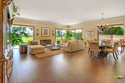 The Springs C.C. Single Family Home For Sale: 12 Lafayette Drive