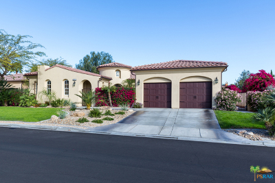 Rancho Mirage Single Family Home For Sale: 69751 Camino Pacifico