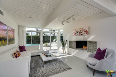 Palm Springs Single Family Home For Sale: 439 East Racquet Club Road