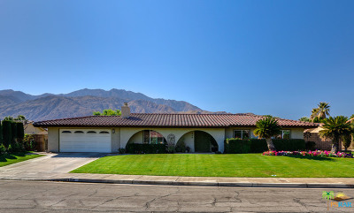 Palm Springs Single Family Home For Sale: 859 North Camino Condor