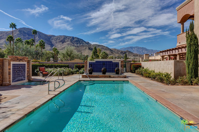 La Quinta, Palm Desert, Indio, Indian Wells, Bermuda Dunes, Rancho Mirage Condo/Townhouse For Sale: 215 Viale Veneto
