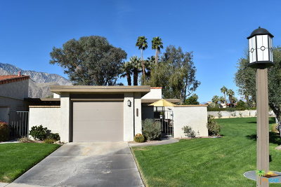 Palm Springs Condo/Townhouse Contingent: 1359 Via Tenis