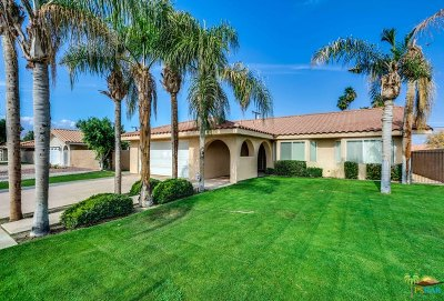 Palm Desert Single Family Home For Sale: 73400 Guadalupe Avenue