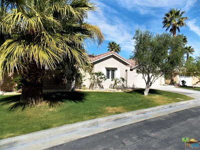 Palm Springs CA Single Family Home For Sale: $379,000