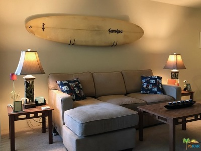 Palm Springs CA Condo/Townhouse For Sale: $109,000