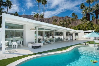 Palm Springs Single Family Home For Sale: 996 North Tuxedo Circle