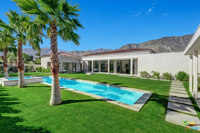 Palm Springs Single Family Home For Sale: 3088 Monte Sereno