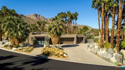 Rancho Mirage Single Family Home For Sale: 5 Evening Star Drive