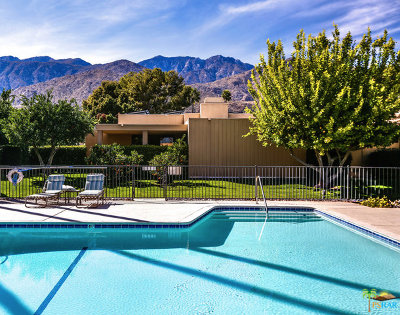 Palm Springs Condo/Townhouse Contingent: 1839 Via Isla