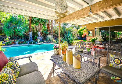 Palm Springs Single Family Home For Sale: 2327 East Del Lago Road