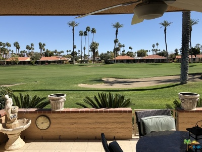 Rancho Mirage Condo/Townhouse For Sale: 12 Sunrise Drive