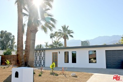 Palm Springs Single Family Home For Sale: 785 South Mountain View Drive