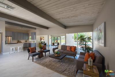 Palm Springs Single Family Home For Sale: 2738 East Plaimor Avenue