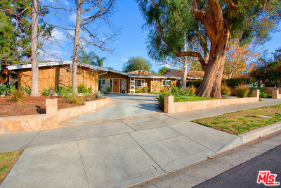 Woodland Hills CA Single Family Home Sold: $950,000