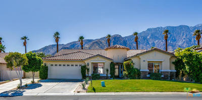 Palm Springs Single Family Home For Sale: 989 Vista Dunes