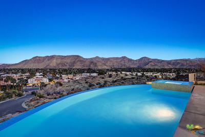 Palm Springs Single Family Home For Sale: 200 Ridge Mountain Drive