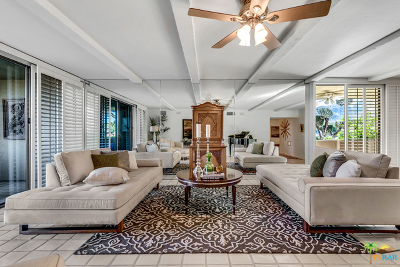 Palm Springs Condo/Townhouse For Sale: 2424 East Palm Canyon Drive #1D