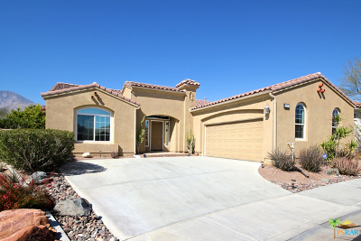 Palm Springs Single Family Home Contingent: 3377 Savanna Way