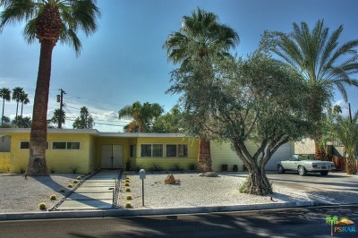 Palm Desert Single Family Home Sold: 74533 Peppertree Drive