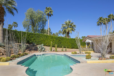 Thunderbird Heights Single Family Home For Sale: 70540 Boothill Road